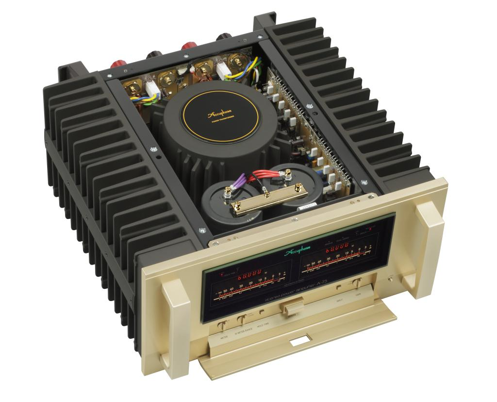 Power Ampli Class A Accuphase A 75 | Anh Duy Audio