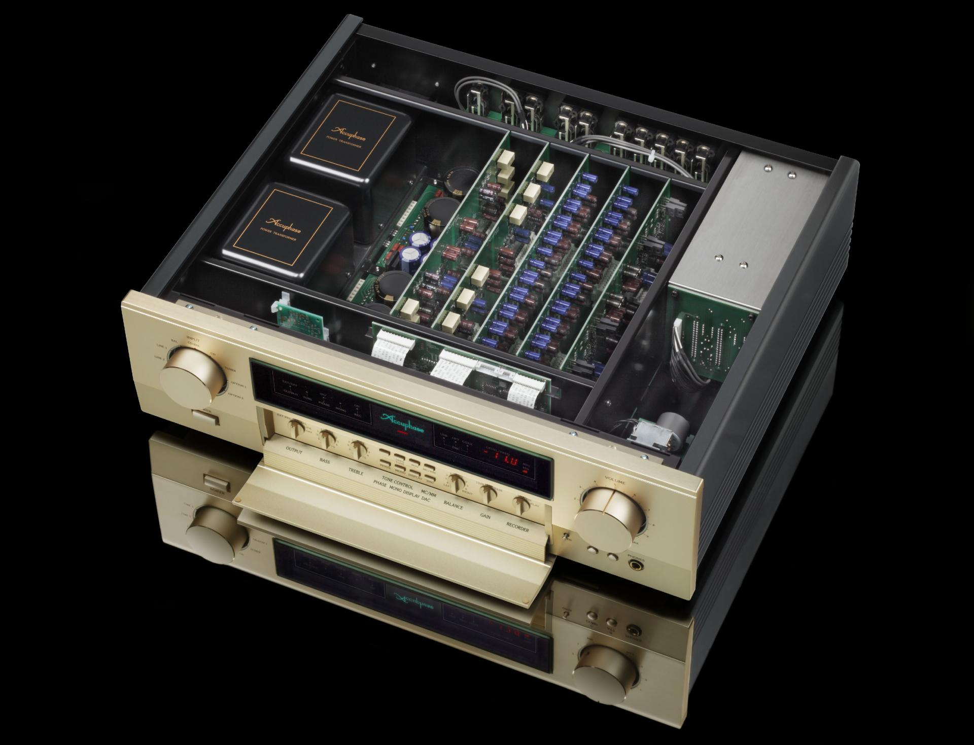 Pre-ampli Accuphase C-2150 | Anh Duy Audio