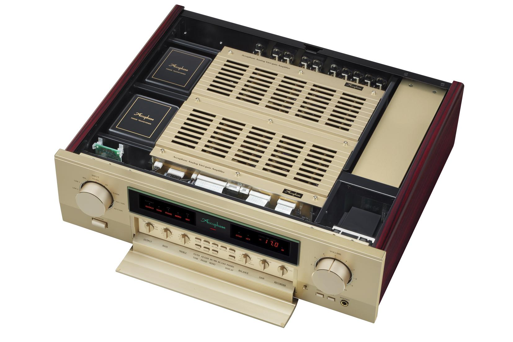 Pre Ampli cao cấp Accuphase C-2450   Anh Duy Audio