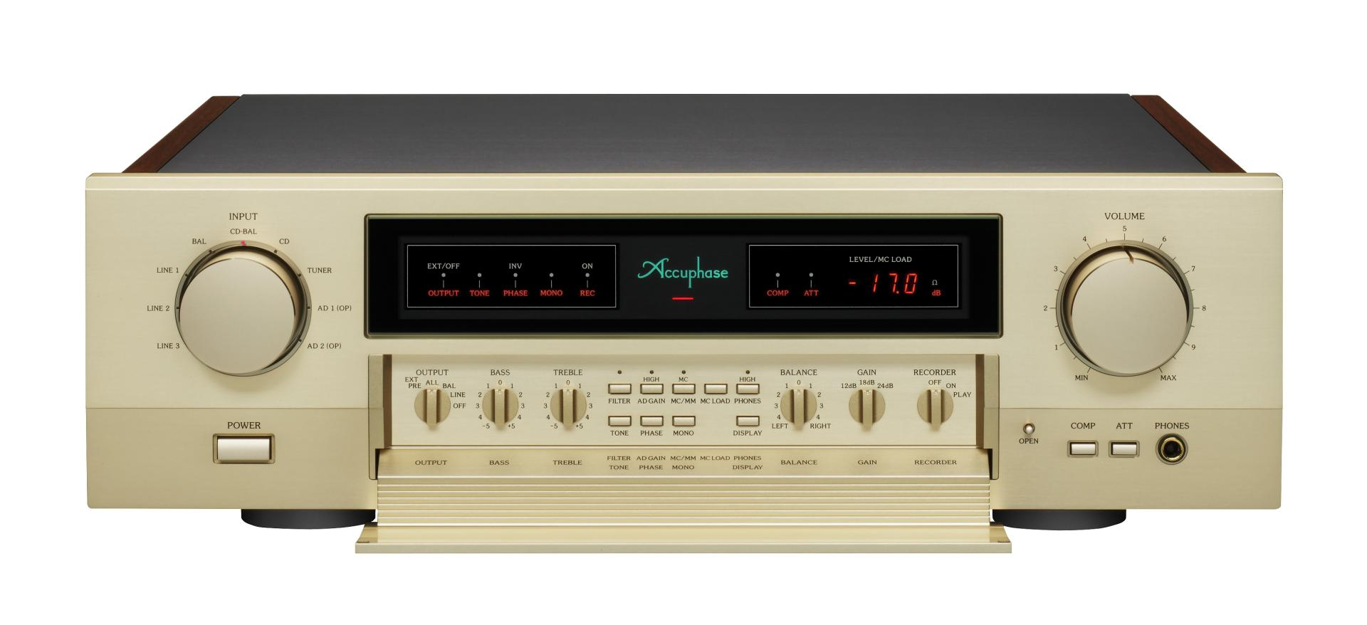 Pre Ampli cao cấp Accuphase C-2450 | Anh Duy Audio