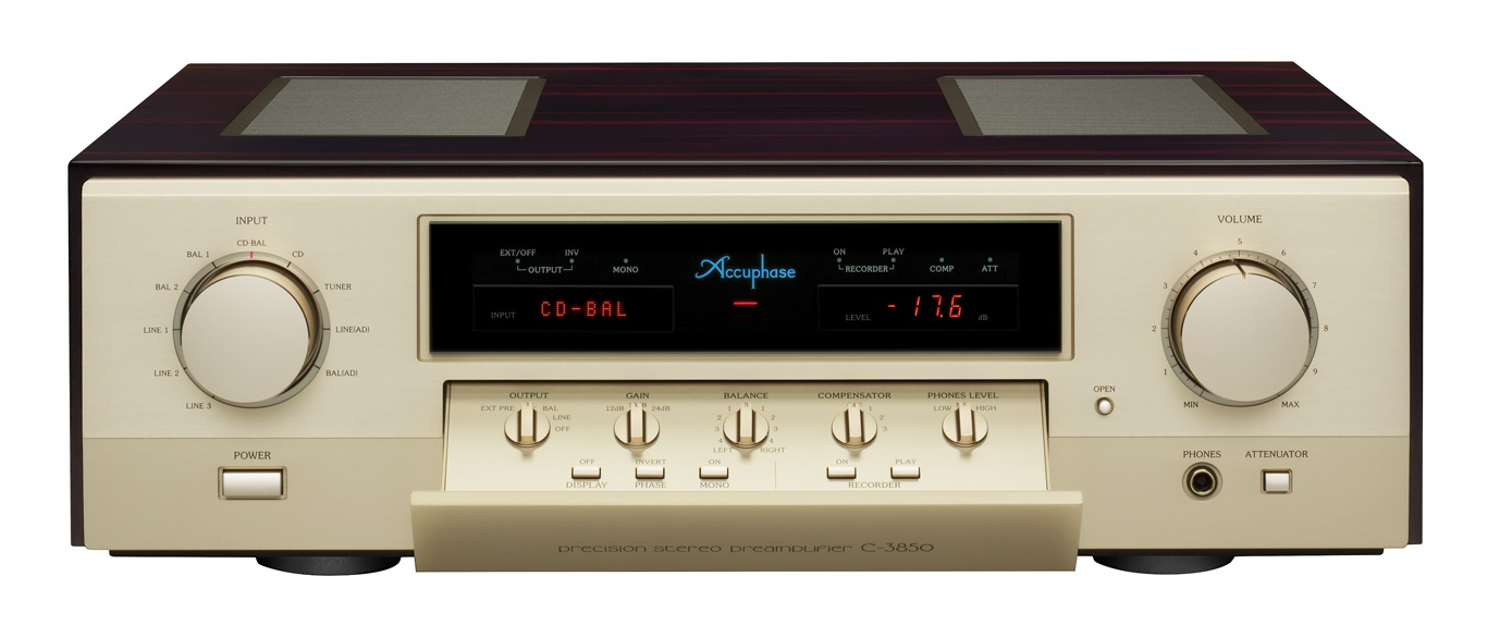 Pre Ampli Accuphase C-3850 | Anh Duy Audio
