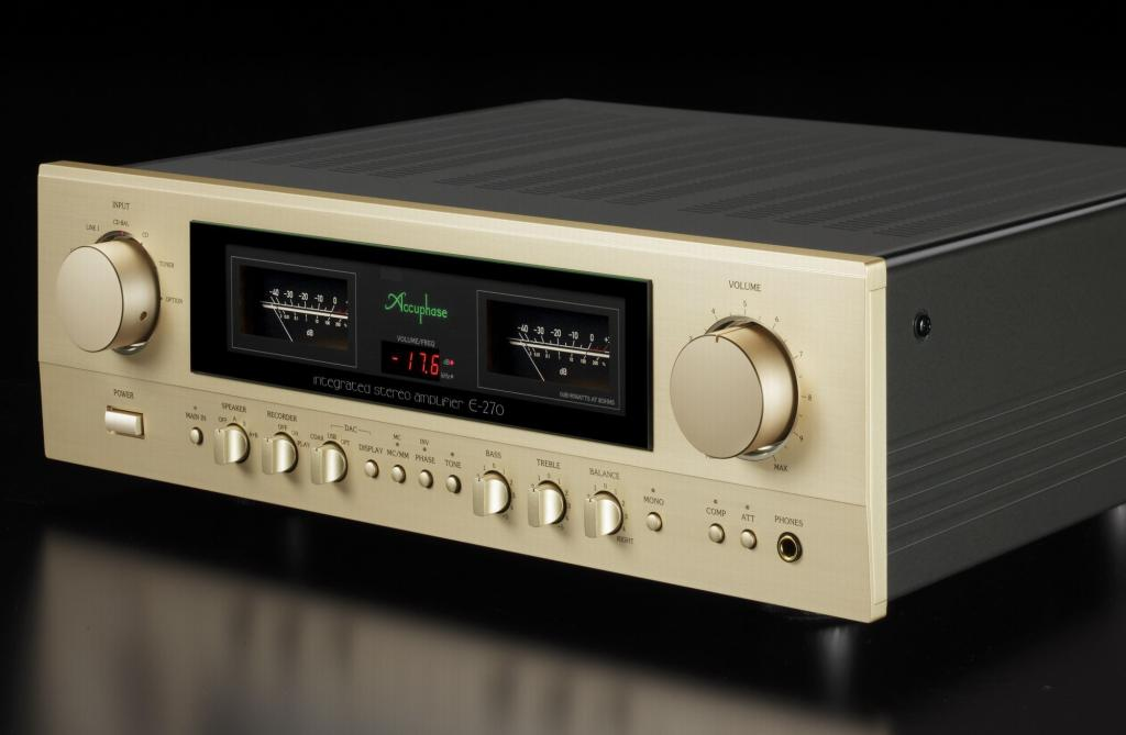 Accuphase E-270   Anh Duy Audio