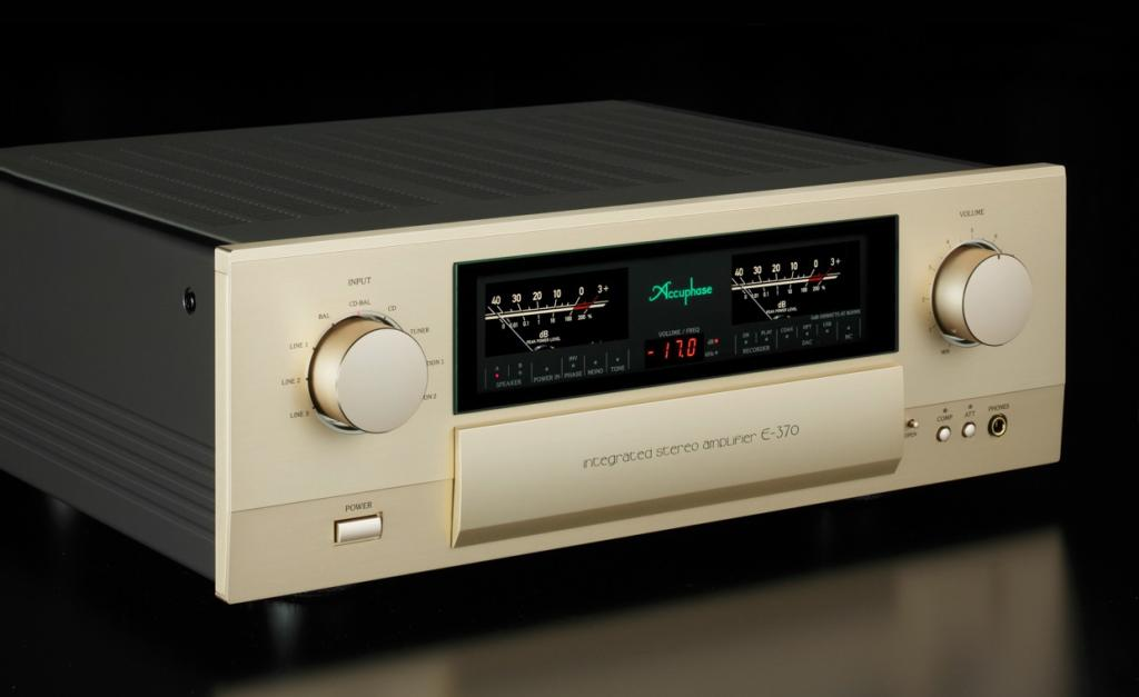 Accuphase E-370 | Anh Duy Audio