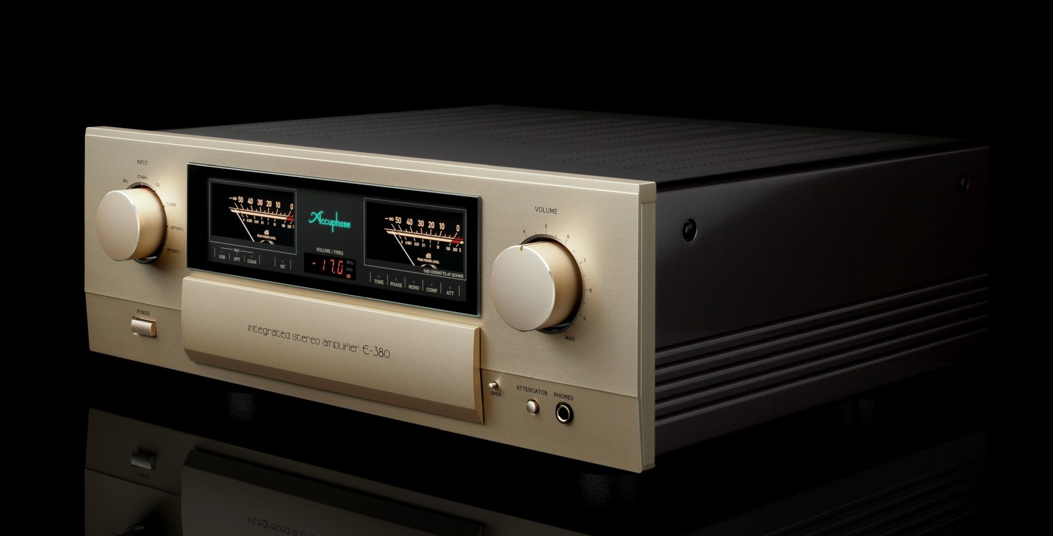 Accuphase E-380 | Anh Duy Audio