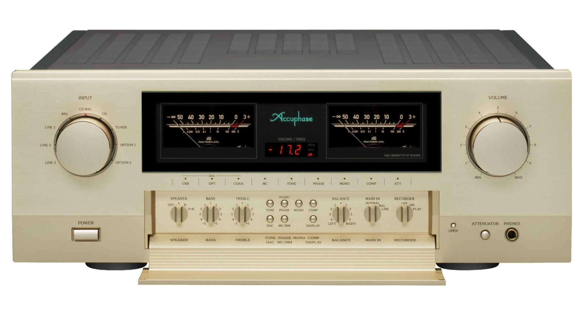 Ampli Accuphase E-480 | Anh Duy Audio