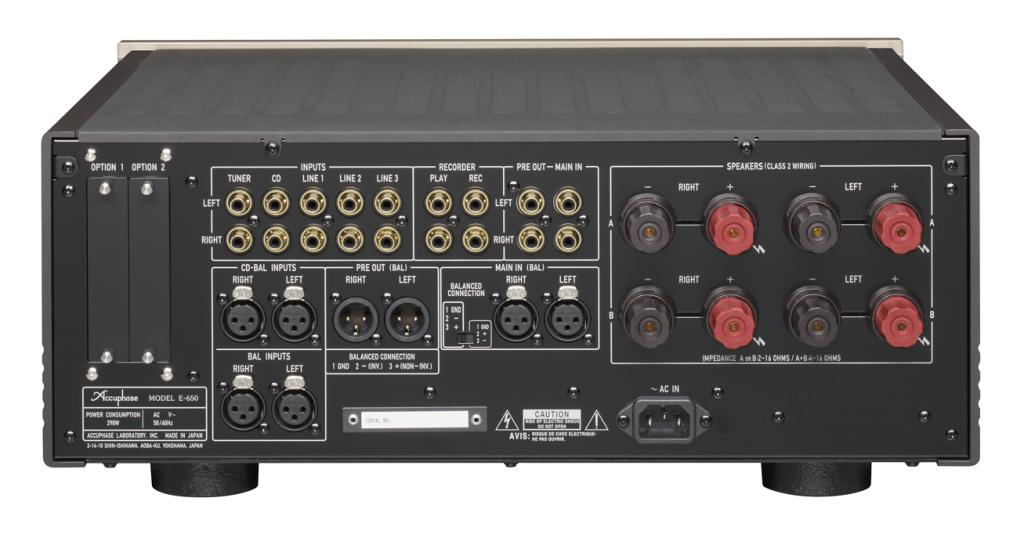 Ampli Accuphase E-650 | Anh Duy Audio