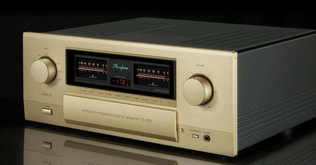 Accuphase E-650 | Anh Duy Audio