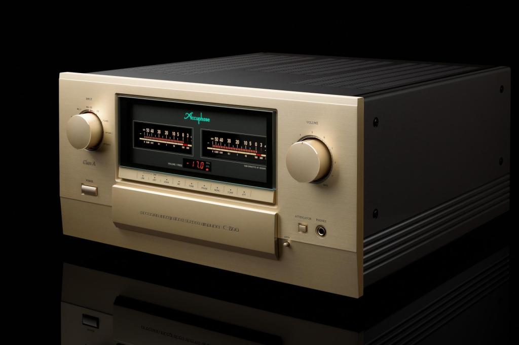 Ampli Accuphase E-800 | Anh Duy Audio