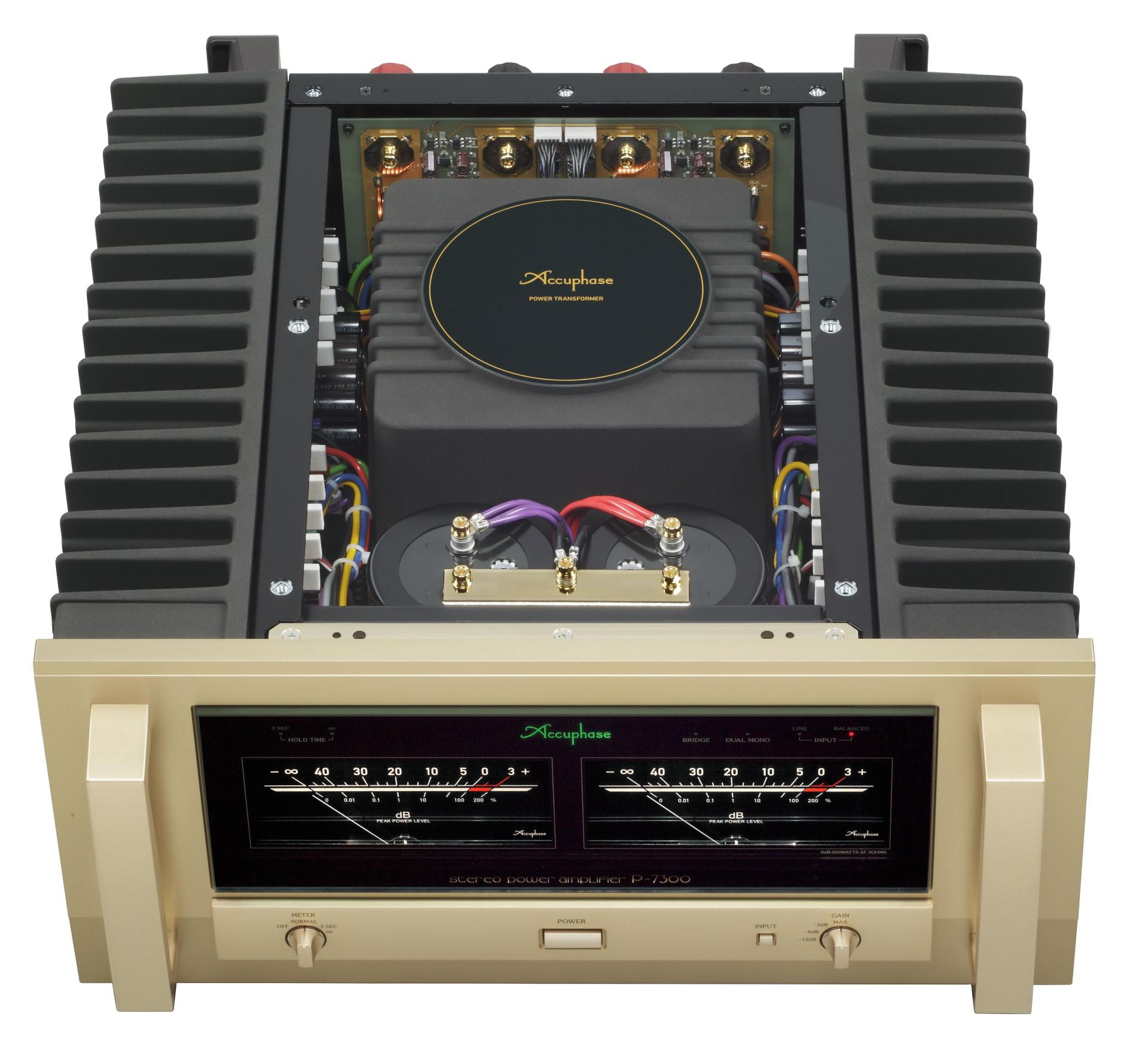 Accuphase P-7300 | AnhDuy Audio