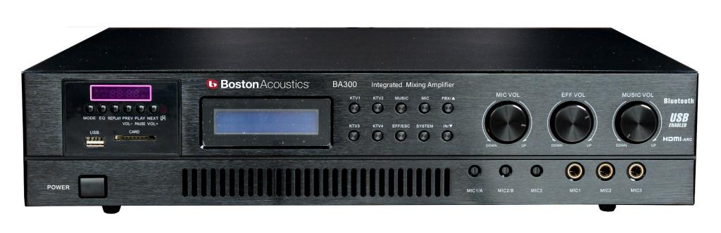 Boston Acoustics BA300 | Anh Duy Audio