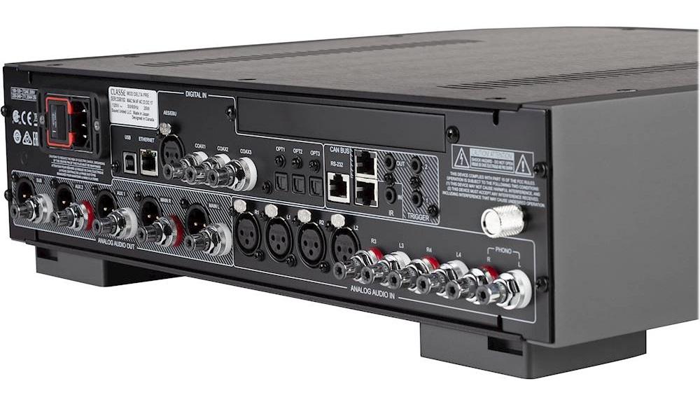 Pre ampli Canada Classe DELTA PRE | Pre ampli tích hợp DAC và Network Music Player | Anh Duy Audio