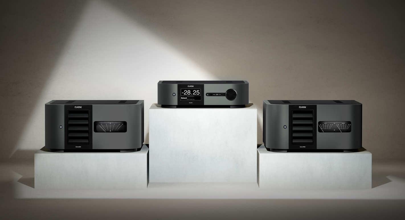Classe DELTA STEREO | Power Ampli Canada | Anh Duy Audio