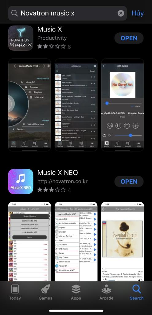 Music Server Cocktail Audio X45Pro | Anh Duy Audio