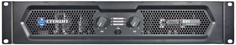 Power Ampli Karaoke CROWN KVS1000 | Anh Duy Audio