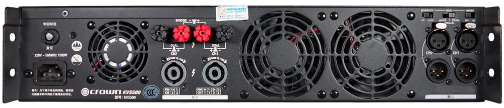Power Ampli Karaoke CROWN KVS500 | Anh Duy Audio