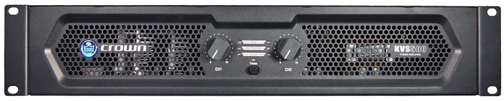 Power Ampli Karaoke CROWN KVS500   Anh Duy Audio