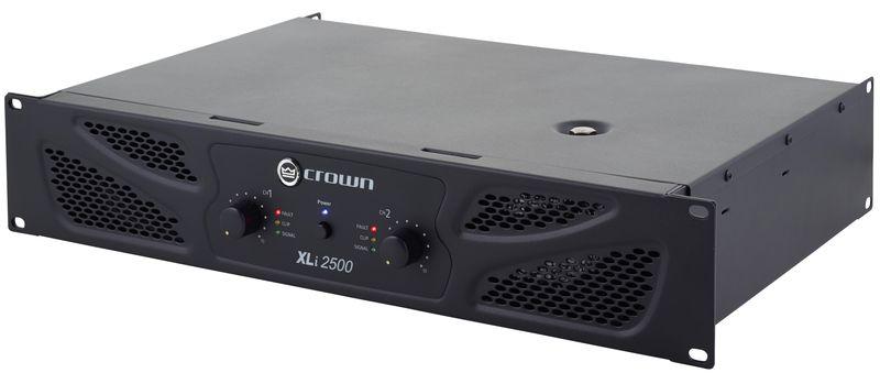 Power Ampli Karaoke Crown XLi2500 | Anh Duy Audio