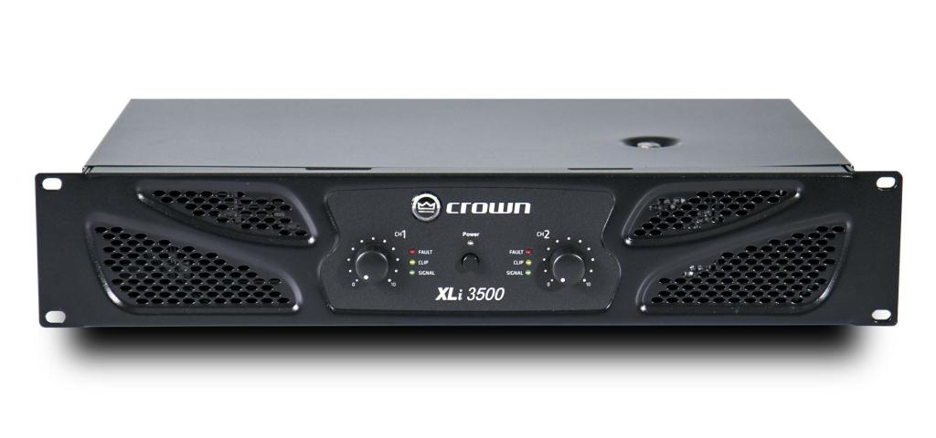 Power Ampli Karaoke Crown XLi3500 | Anh Duy Audio