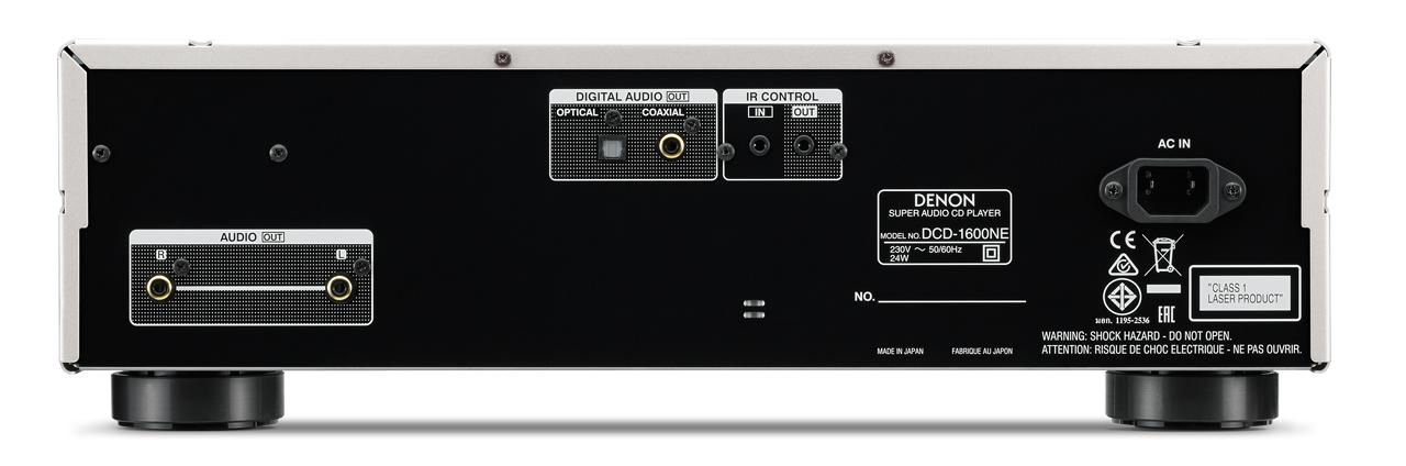 Đầu phát CD Denon DCD-1600NE   Anh Duy Audio