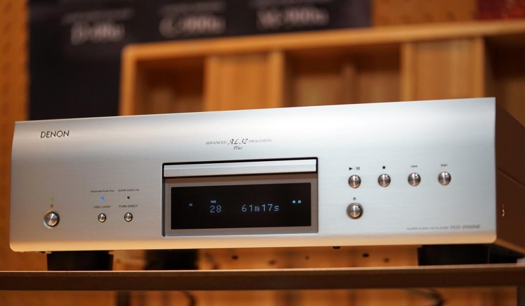 Đầu phát CD Denon DCD-2500NE | Anh Duy Audio