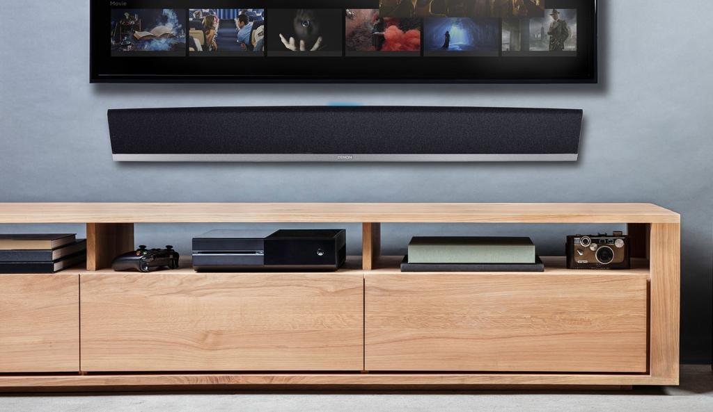 Soundbar Denon DHT-S716 | Loa Soundbar xem phim - nghe nhạc Bluetooth / Wi-Fi / Hi-Res Audio | AnhDuyAudio