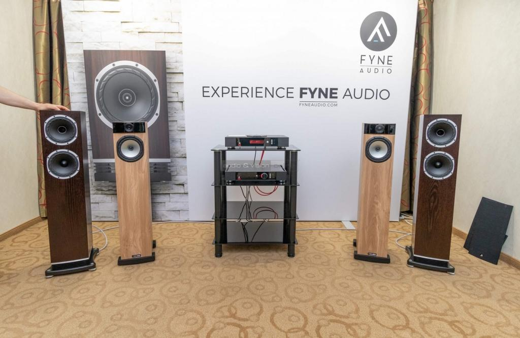 Fyne Audio F502 | Anh Duy Audio