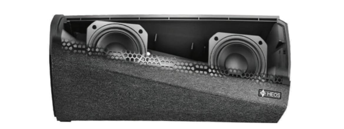 Loa Denon HEOS 3 HS2 | Loa Bluetooth / Wi-Fi / Hi-Res Audio | AnhDuyAudio