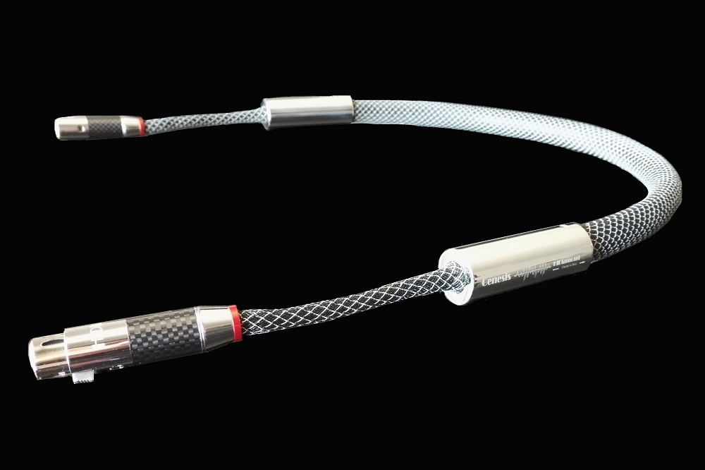 HiDiamond Signal Cable XLR Genesis BIG   made in Italy   Anh Duy Audio