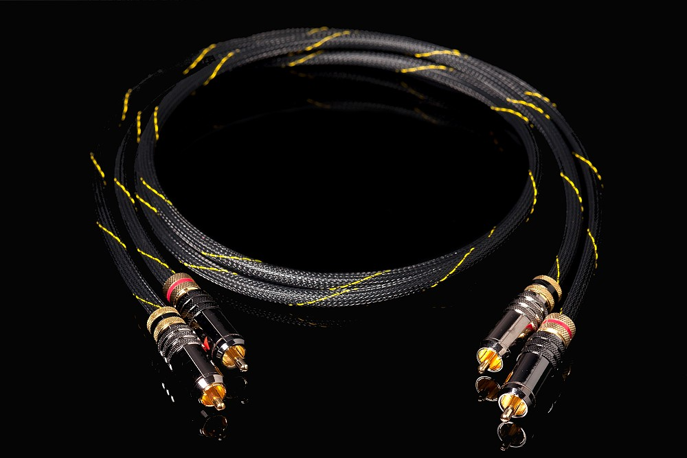 HiDiamond Signal Cable Diamond 1 | made in Italy | Anh Duy Audio