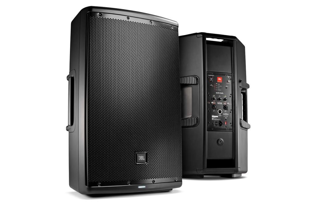 Loa biểu diễn Active cao cấp JBL EON615 | Anh Duy Audio