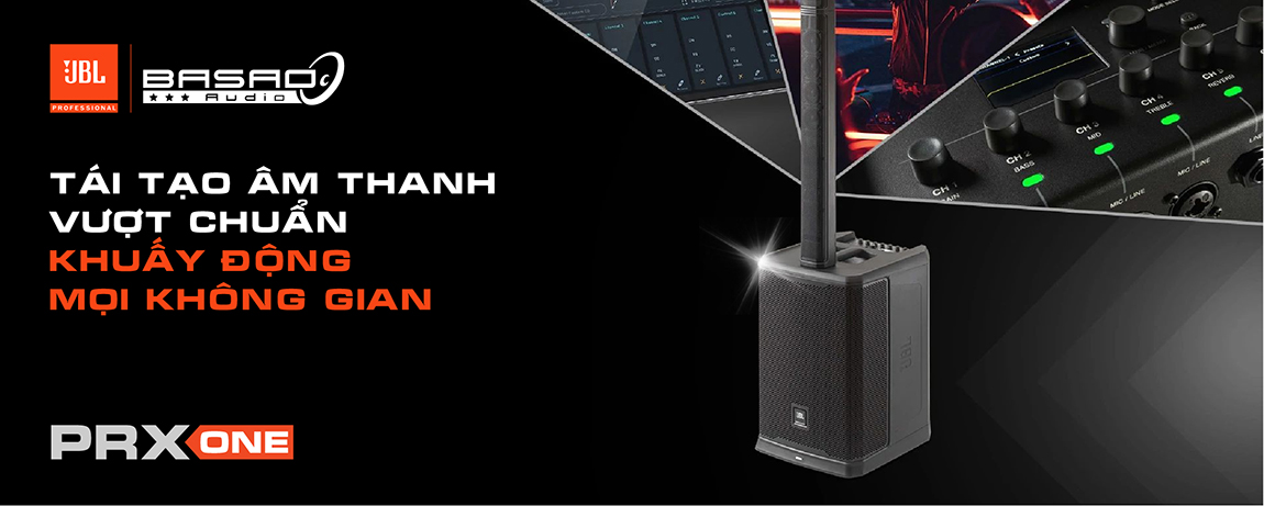Loa JBL PRX ONE   Anh Duy Audio