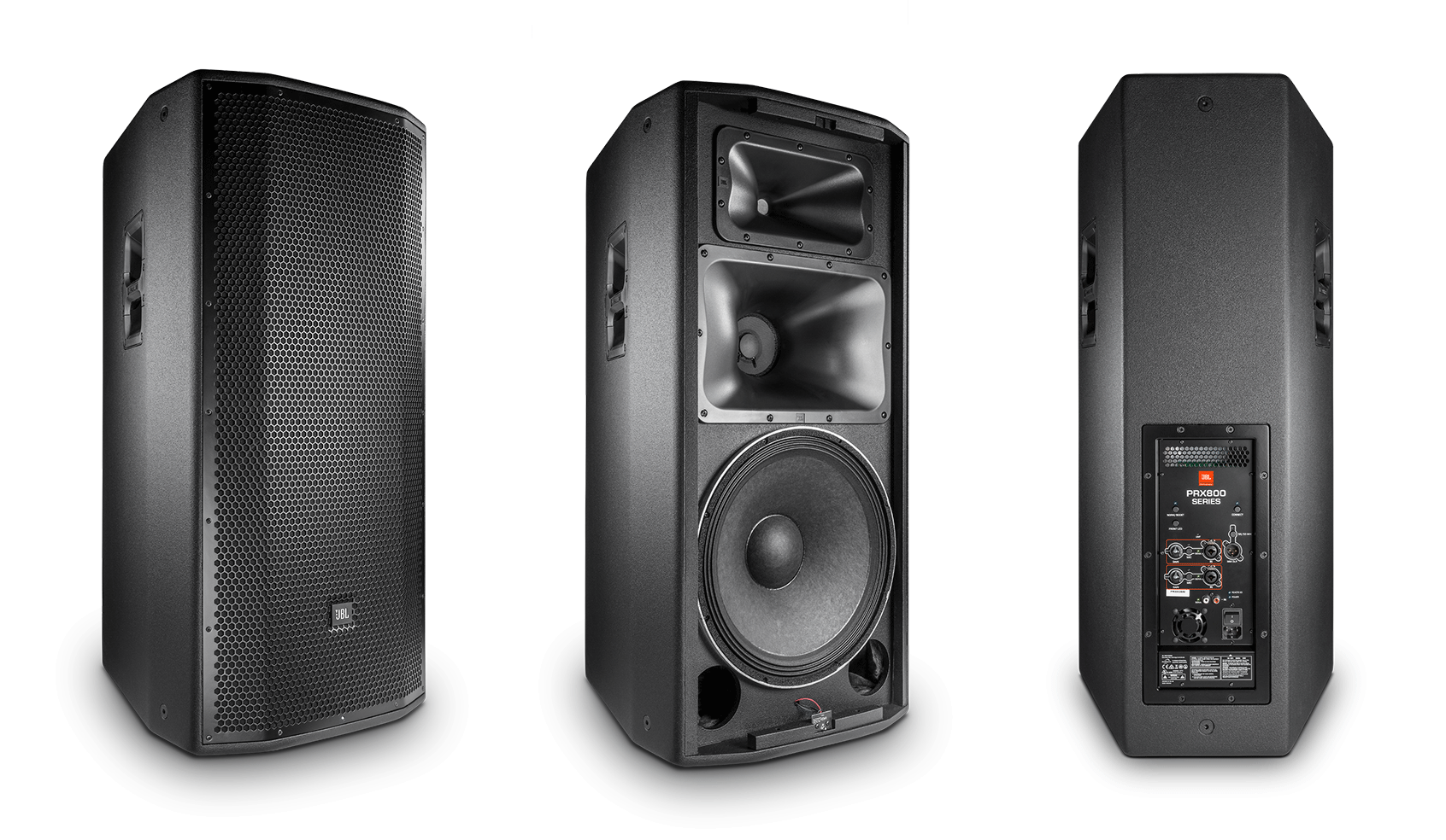 Loa sân khấu Active cao cấp JBL PRX835W | Anh Duy Audio
