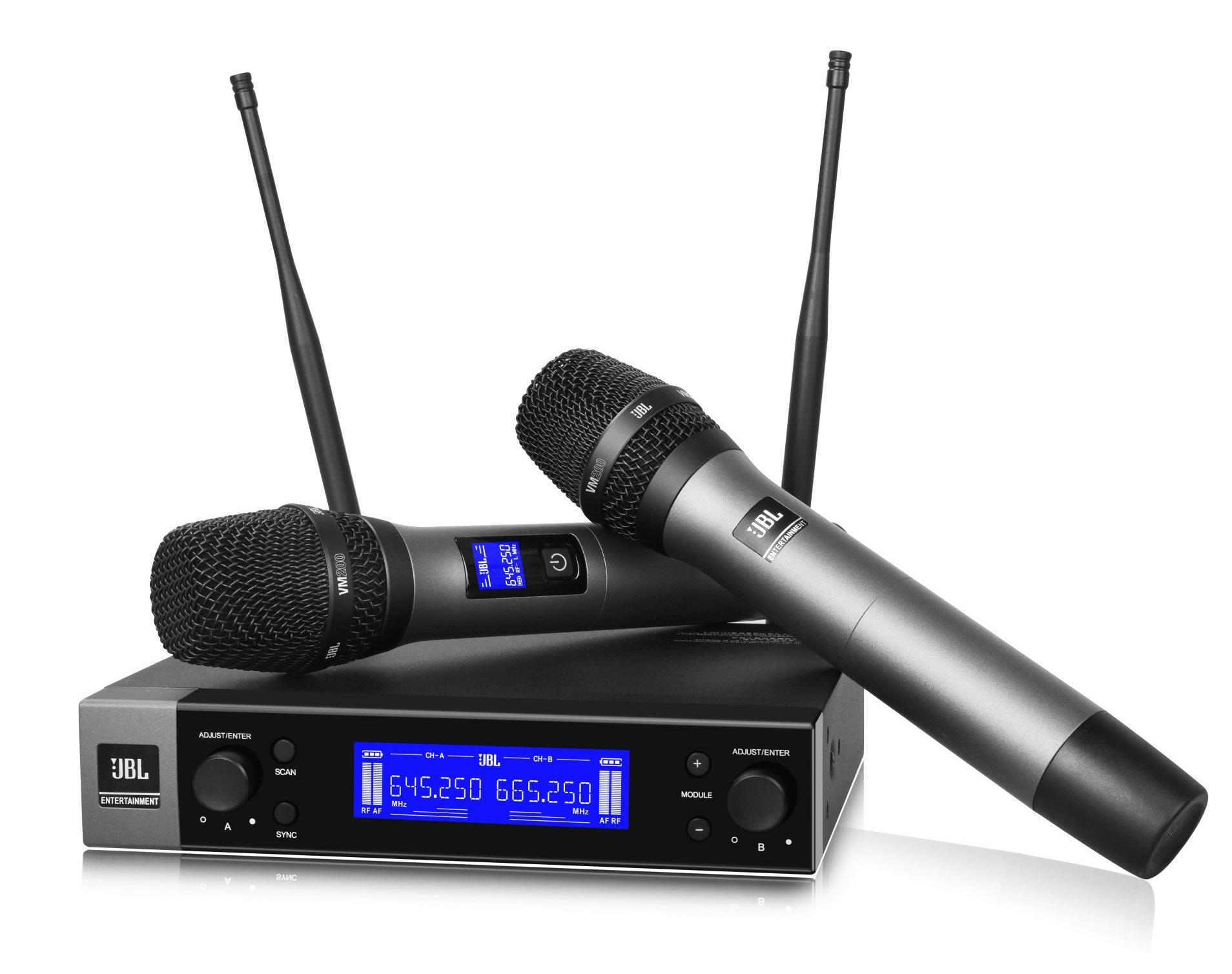 Micro không dâyJBL VM200 | hayaudio.com