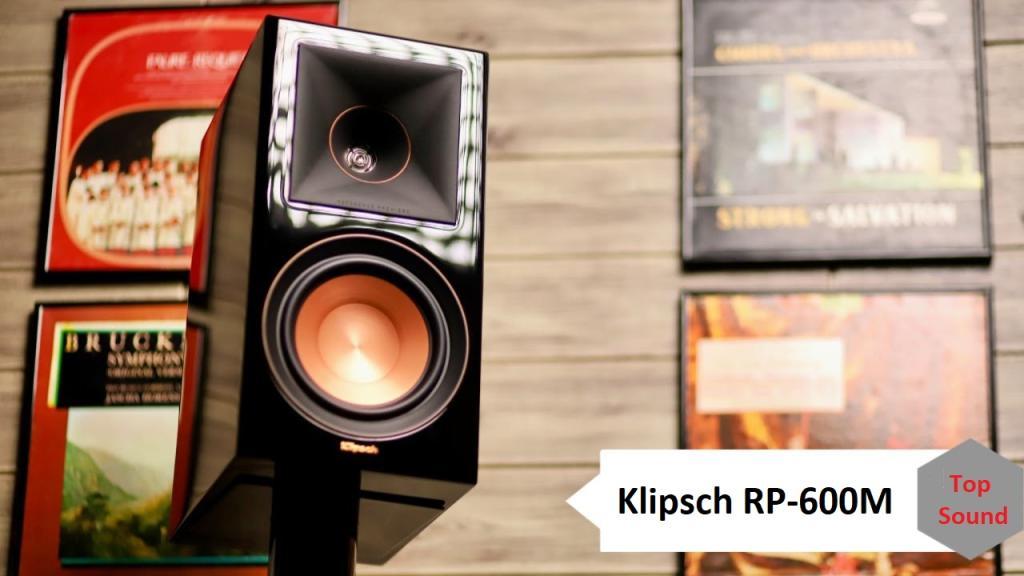 Loa Bookshelf  Klipsch RP-600M | Anh Duy Audio
