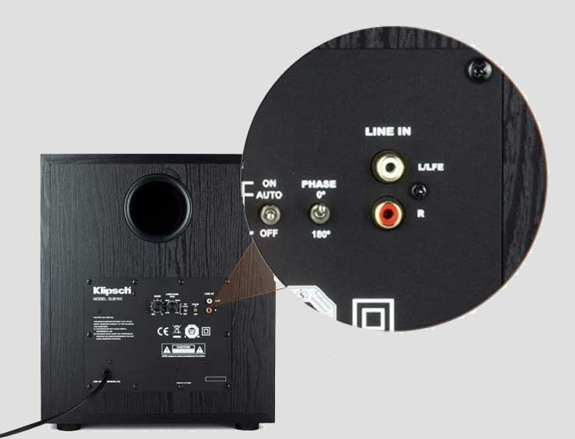 Klipsch Synergy Black Label Sub-100 | Anh Duy Audio
