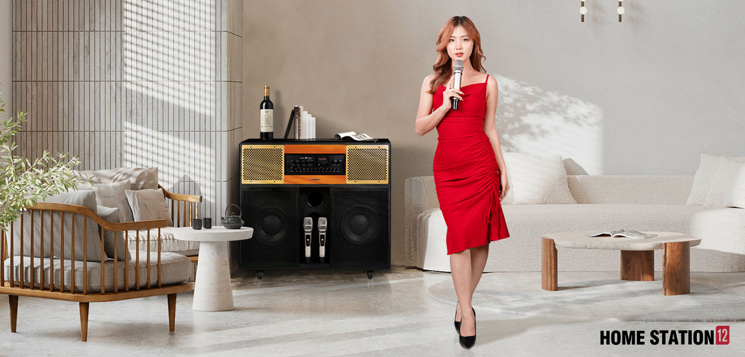 Sumico Home Station 12 | Anh Duy Audio