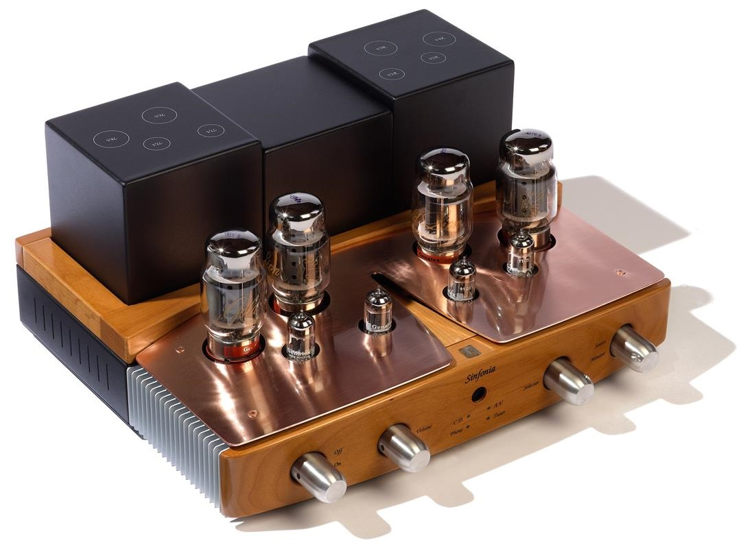 Ampli Unison Research Sinfonia Anniversary | Anh Duy Audio